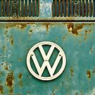 Retro VW by Alice Gosling