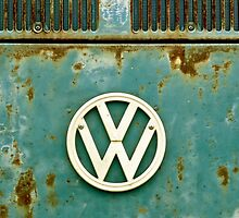 Retro VW by Alice Gosling