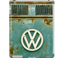 Retro VW iPad Case/Skin