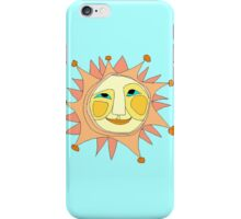 Sun Or Moon Or Stars Up In The Sky iPhone Case/Skin