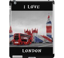 Big Ben and Union Jack iPad Case/Skin