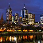 Melbourne's Moonlight Sonata by David McMahon