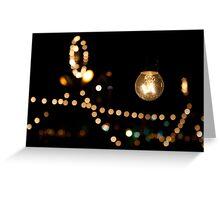 Haridwar: The  lights Greeting Card