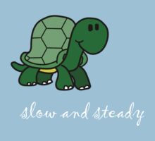 Slow and Steady by Faith Miriam