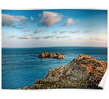 More rocks off Alderney! Poster