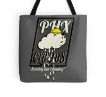 Phx clouds Tote Bag