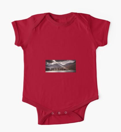 Buttermere Rays, Lake District One Piece - Short Sleeve