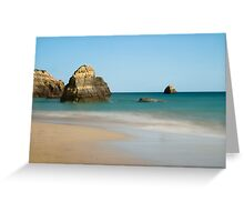 Praia da Rocha, Algarve, Portugal Greeting Card