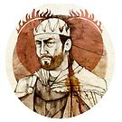 Stannis Baratheon by Elia Mervi