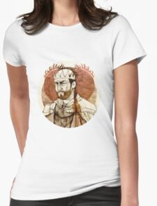 Stannis Baratheon Womens Fitted T-Shirt