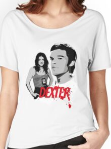 DEXTER series   Women's Relaxed Fit T-Shirt