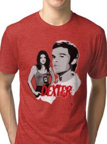 DEXTER series   Tri-blend T-Shirt