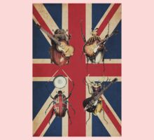 Meet the Beetles (Union Jack Option) Kids Clothes