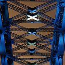 Blue Bridge by Front Quarter Window