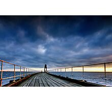 Whitby 6AM Photographic Print