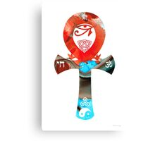 Unity 5 - Spiritual Artwork Canvas Print