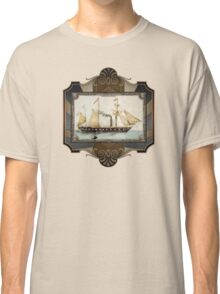 Steamship on Sea. Age of Steam #008 Classic T-Shirt