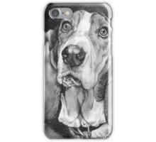 """Jake"" the Basset Hound iPhone Case/Skin"