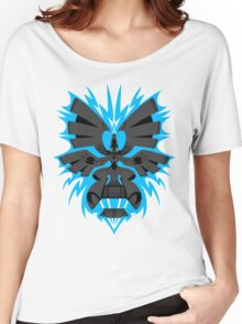 Thunder Yin Dragon Women's Relaxed Fit T-Shirt