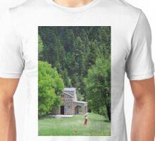 Zoodochos Pigi in Elati (Greece) Unisex T-Shirt
