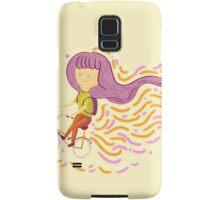Claire Samsung Galaxy Case/Skin