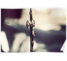 Italian Rosary Poster