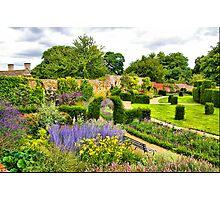 Castle Garden Photographic Print