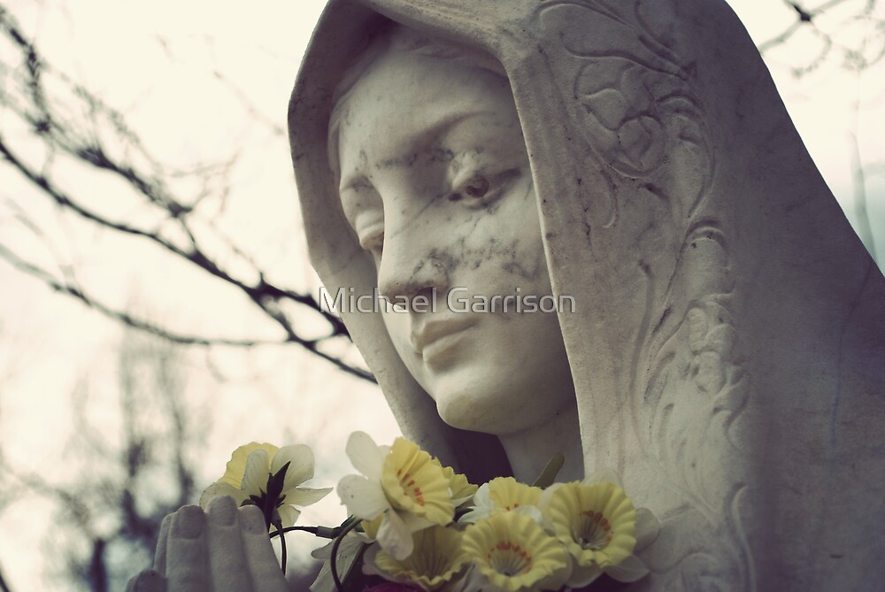 Holy Mary Mother of God by Michael Garrison