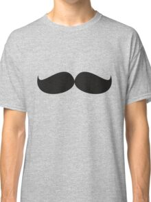 Gentlemen Mustache Classic T-Shirt