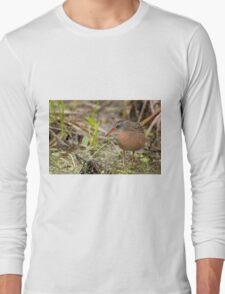 Virginia Rail Long Sleeve T-Shirt