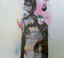 Batman by Peyton93