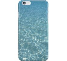 Water pattern iPhone Case/Skin