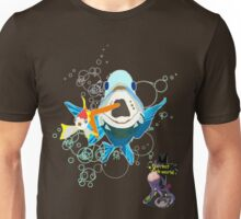 It's A Fish Eat Fish World Unisex T-Shirt