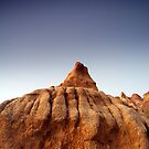 Cliff Face by Thomas Anderson