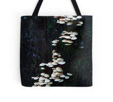 Layer Upon Layer- Fungi Tote Bag