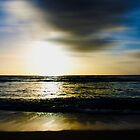 Surf Beach Sunset by velkovski