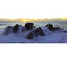 Sunrise Over Neptune - Coolum - Sunshine Coast - Queensland - Australia Photographic Print