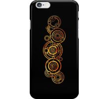 Doctor Who - The Doctor's name in Gallifreyan #2 iPhone Case/Skin
