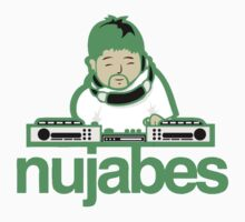 Nujabes - GREEN BEATS Kids Clothes