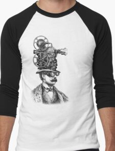 The Projectionist Men's Baseball ¾ T-Shirt
