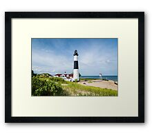 Big Sable Point Lighthouse Framed Print
