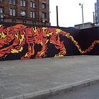 Chinese Street Art by biddumy