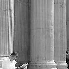 Pillar Time by DavePlatt