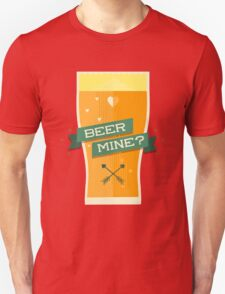Will You Beer Mine? T-Shirt