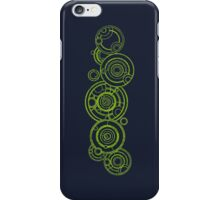 Doctor Who - The Doctor's name in Gallifreyan #3 iPhone Case/Skin