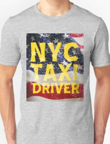New York NY City Taxi Driver T Shirts, Stickers and Other Gifts T-Shirt
