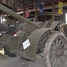 Howitzer-100mm-Model30 by Steven Squizzero