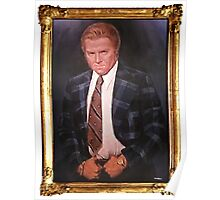 Biff Tannen Oil Painting Picture Poster