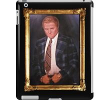 Biff Tannen Oil Painting Picture iPad Case/Skin
