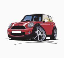MINI [BMW] (Mk2) Cooper S Red by Richard Yeomans